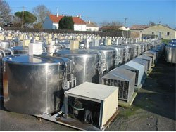 Milk Cooling Tank 200 ltr to 1200 Ltr